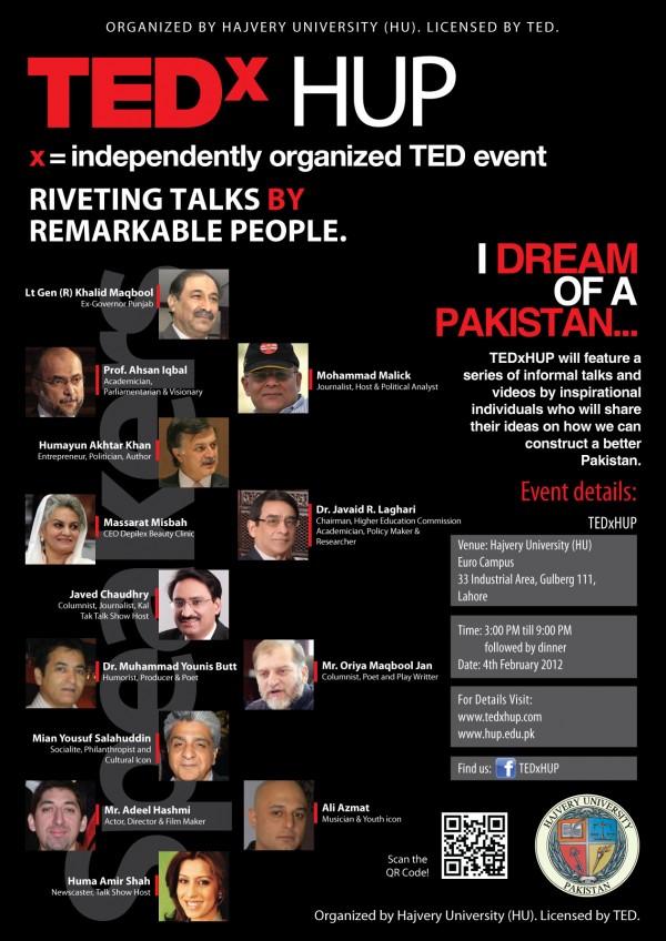 TEDxHUP