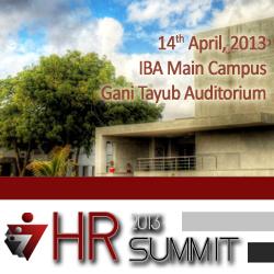 IBA HR Summit 2013