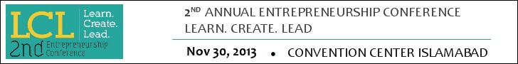 2nd Annual Entrepreneurship Conference LCL 2013