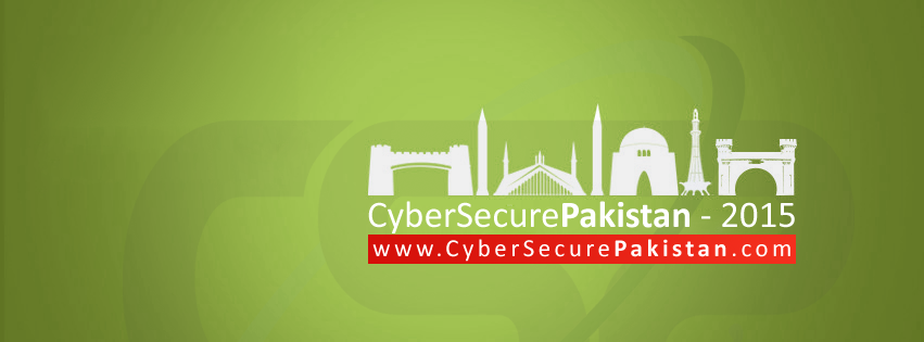 Cyber Secure Pakistan 2015